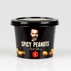 Chili Klaus Spicy Peanuts wind force 6 140g