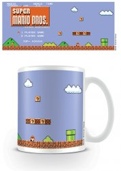 Super Mario Bros Mugg