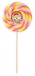 Swigle Pop Strawberry-Banana 125g