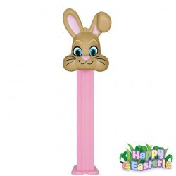 Pez Easter Tan Floppy Ear Bunny