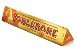 Toblerone Gingery Orange 360g