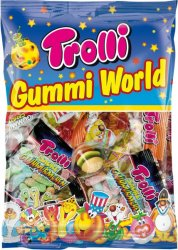Trolli Gummi World 230g