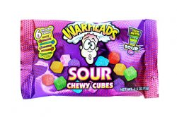 Warheads Sour Chewy Cubes (70g)