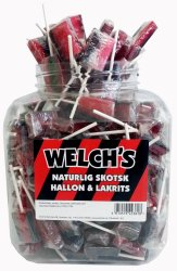 Welch's Hallon/Lakrits