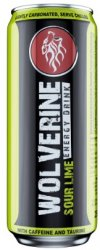 Wolverine Sour Lime 250 ml