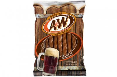 A&W Root Beer Twists