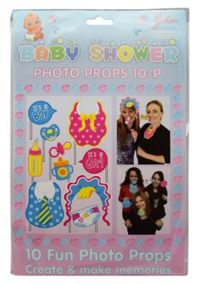 BABY SHOWER PHOTO PROPS 10-P