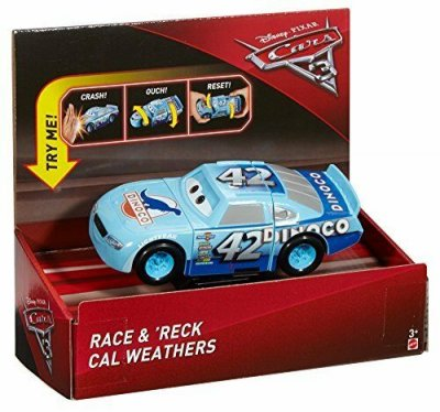 Cars 3 Race and Reck