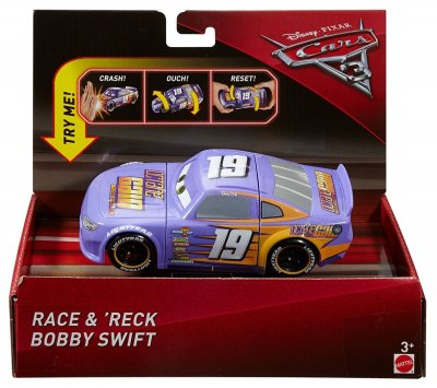 Cars 3 Race & Reck Bobby Swift