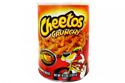 Cheetos Crunchy Canister (120g)