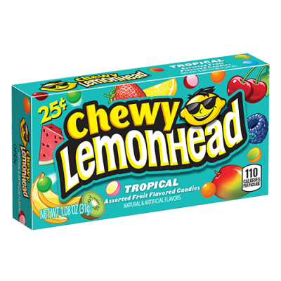 Chewy lemonhead Tropical (31g)