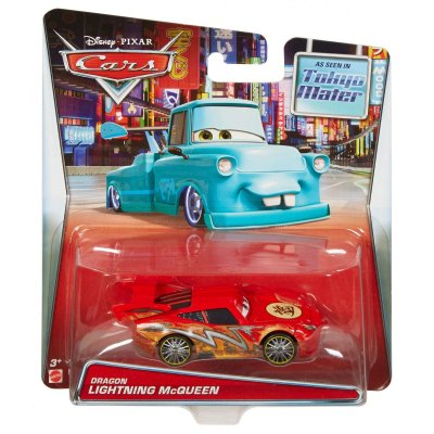 Disney Cars Dragon Lightning McQueen