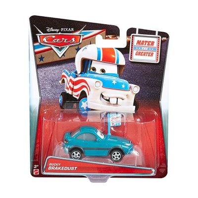 Disney Cars Mater the Greater Bucky Brakedust
