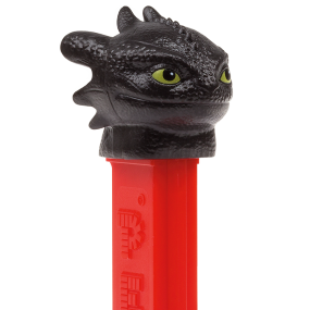 Pez Dragons (Toothless)