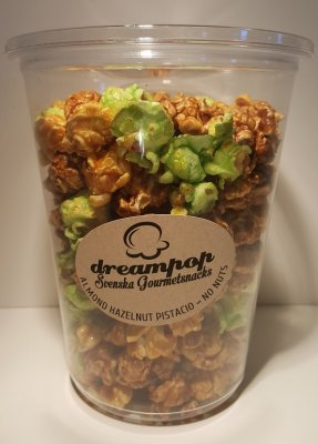 Dreampop Almond Hazelnut Pistacio ~ No Nuts (150g)