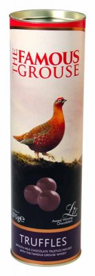 The Famous Grouse Truffles Tube  320g