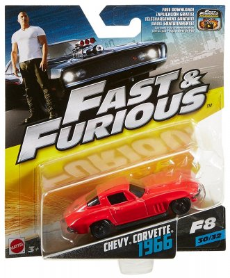 Fast & Furious™ 1966 Chevy Corvette