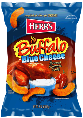 Herr's Buffalo Blue Cheese (198.5g)