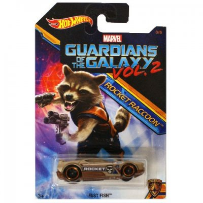 Hot Wheels Marvel Guardians of the Galaxy (Fast Fish)