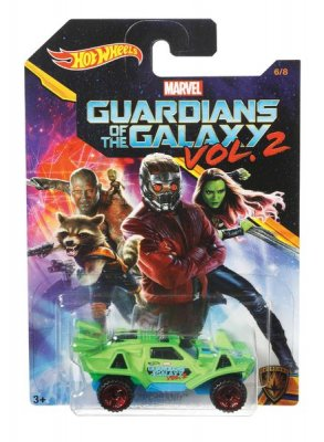 Hot Wheels Marvel Guardians of the Galaxy (Quicksand)
