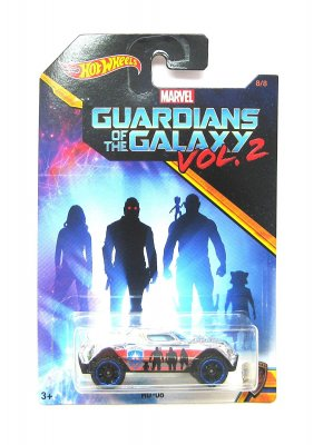 Hot Wheels Marvel Guardians of the Galaxy (RD-08)