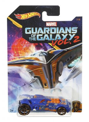 Hot Wheels Marvel Guardians of the Galaxy (Rocketfire)