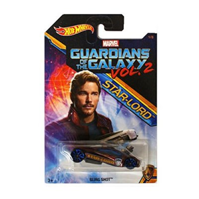 Hot Wheels Marvel Guardians of the Galaxy (Sling Shot)