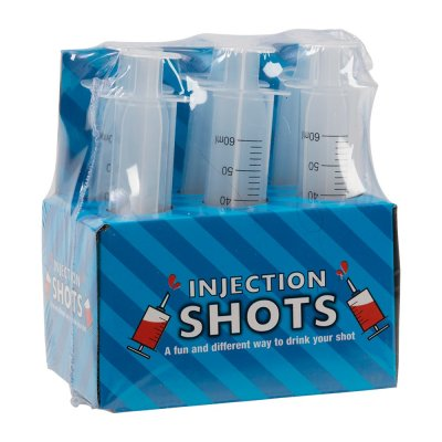 Injection Shots 6-P