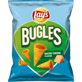 Lay's Bugles Nacho Cheese 125g