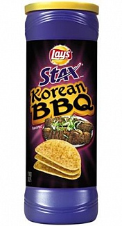 Lay's Stax Korean BBQ (156g)