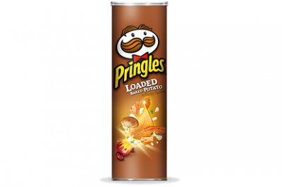 Loaded Baked Potato Pringles