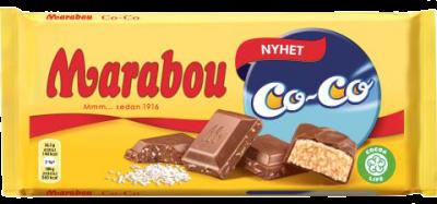 Marabou Co Co 185g Choklad Godis Happycandy Se