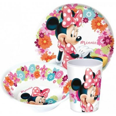 Matset Mimmi Dinner set minnie