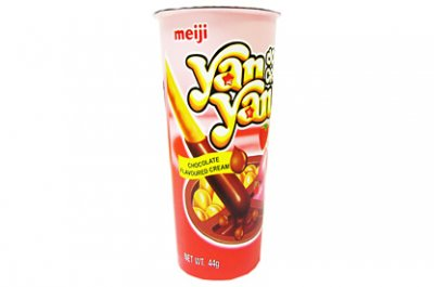 Meiji Double Cream Yan Yan