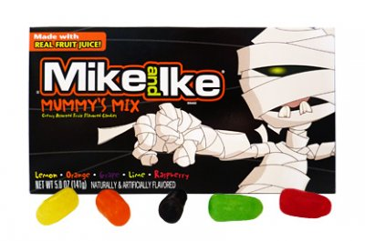 Mike and Ike Mummy's Mix