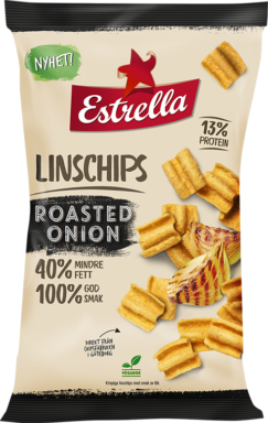 Linschips Roasted Onion