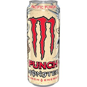 Monster Energy Drink Pacific Punch
