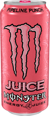 Monster Juice Pipeline Punch 500ml