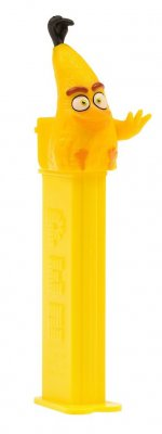 Pez Angry Birds Chuck