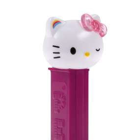 Pez Hello Kitty Rainbow