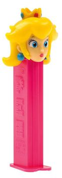 Pez Nintendo (Princess Peach)