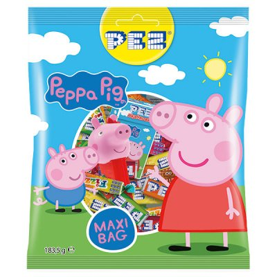 PEZ Peppa Pig Maxi Bag