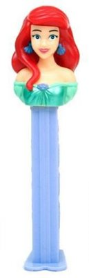 Pez Princess Ariel