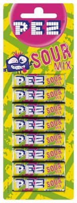 Pez Refill Sour Mix