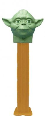 Pez Star Wars Yoda