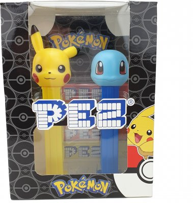 Pokémon Gift Set Pikachu & Squirtle