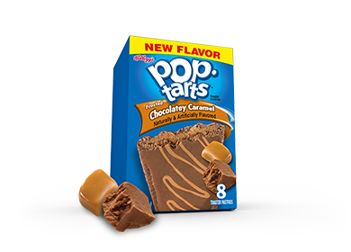 Pop-Tarts Frosted Chocolate Caramel