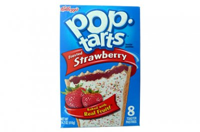 Pop-Tarts Frosted Strawberry