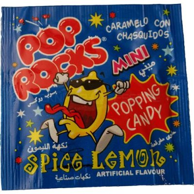Pop Rocks Mini