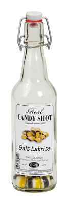 Real Candy Shot Saltlakrits